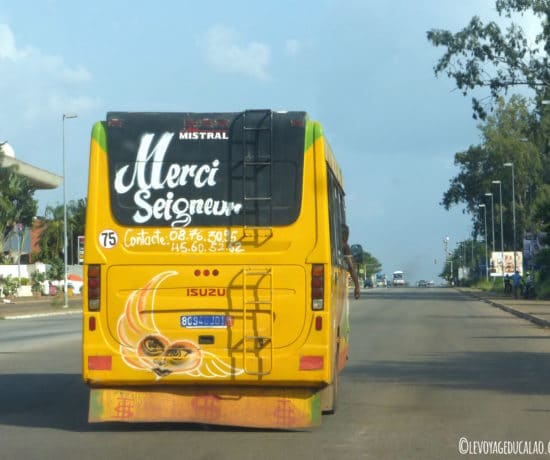 Bus Abidjan