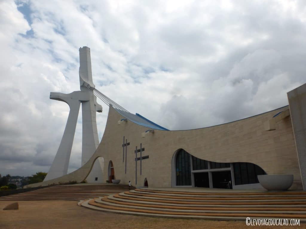 Cathédrale St Paul Abidjan