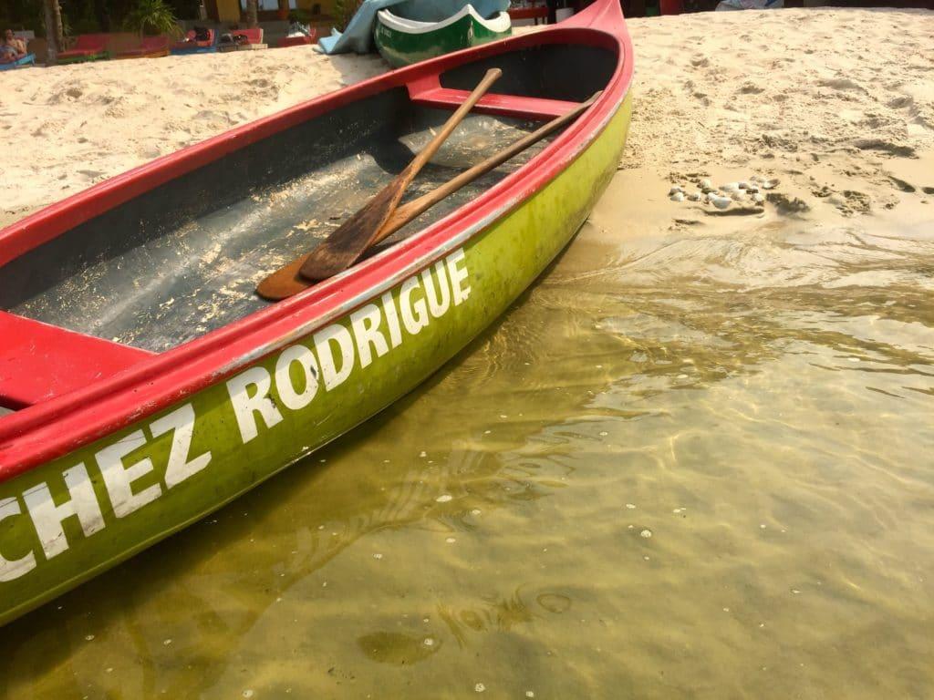 Chez Rodrigue Ile Boulay
