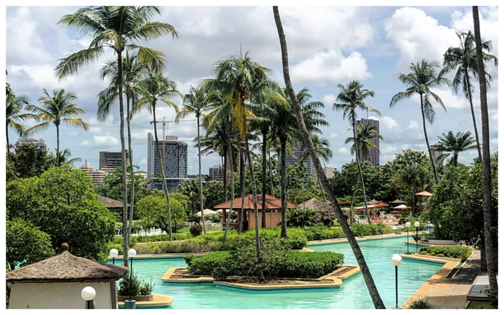 Hotel Ivoire Abidjan