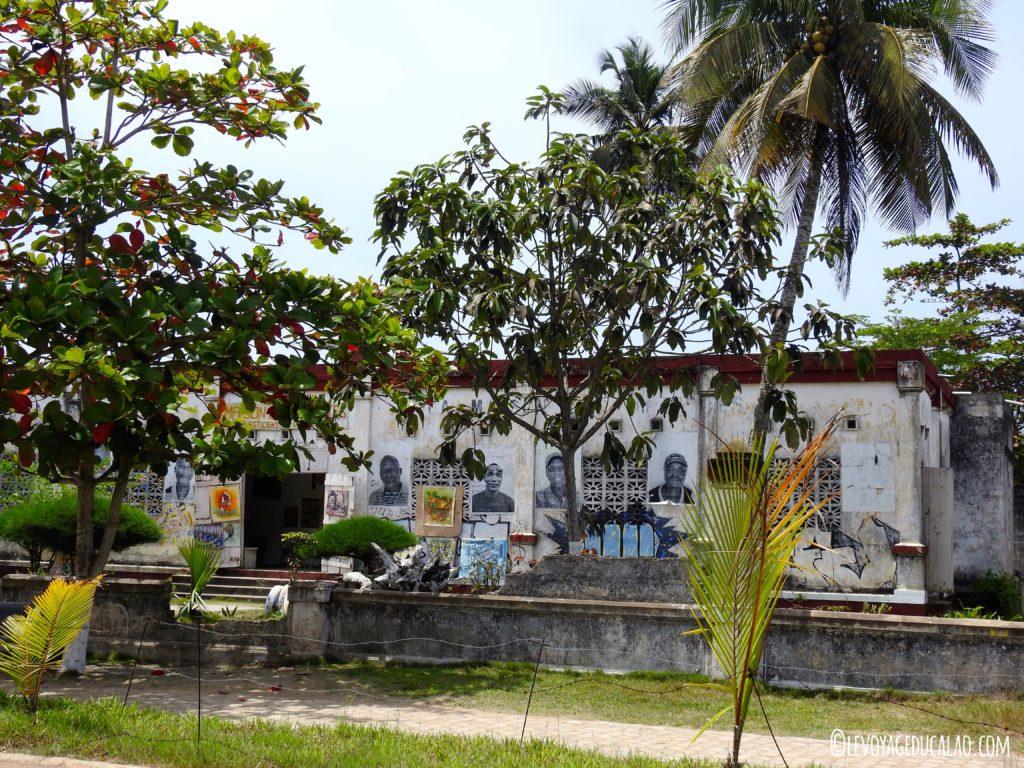 Maison des Artistes Bassam