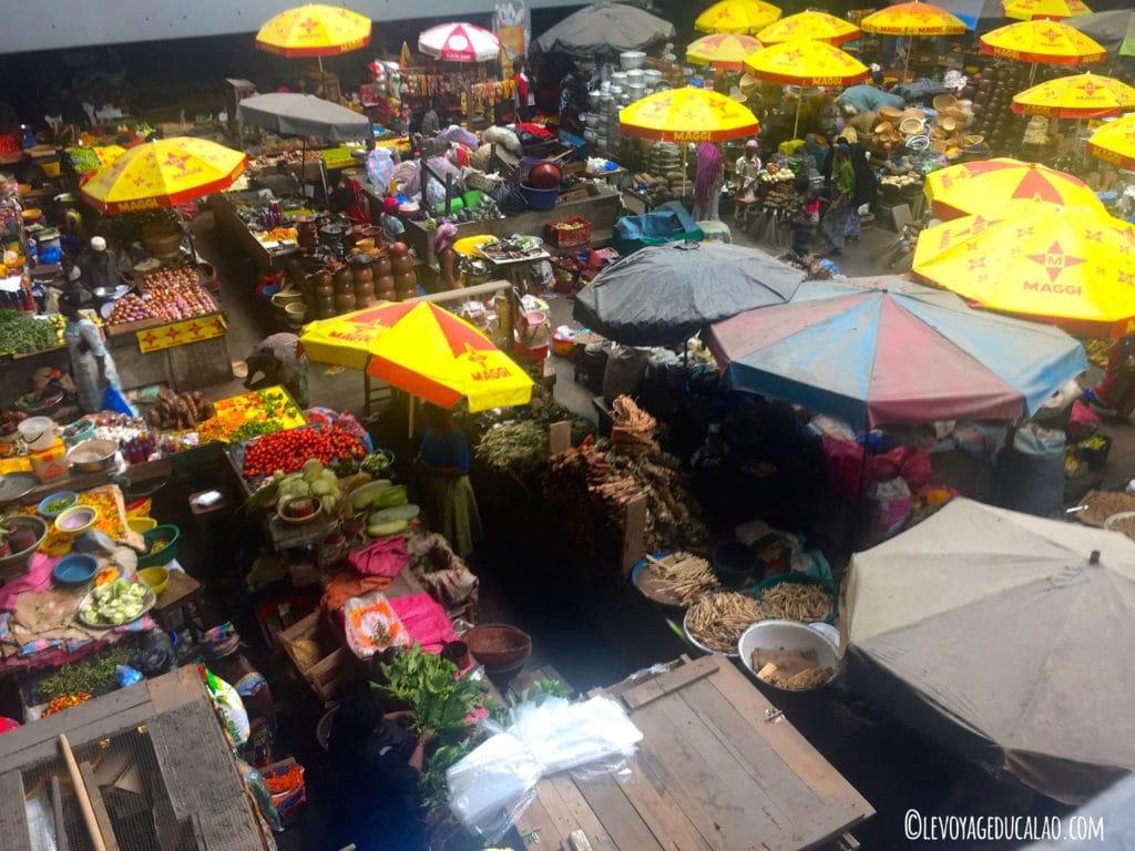 Marché Treichville Abidjan