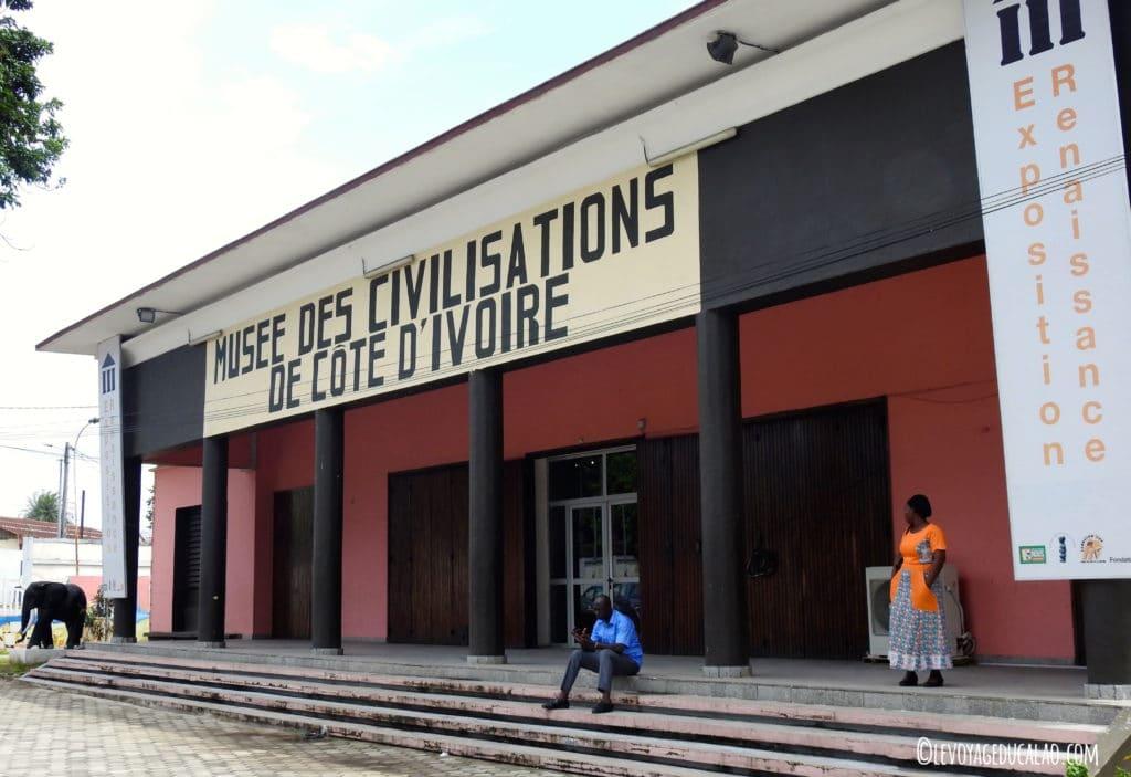 Musée Civilisations Abidjan
