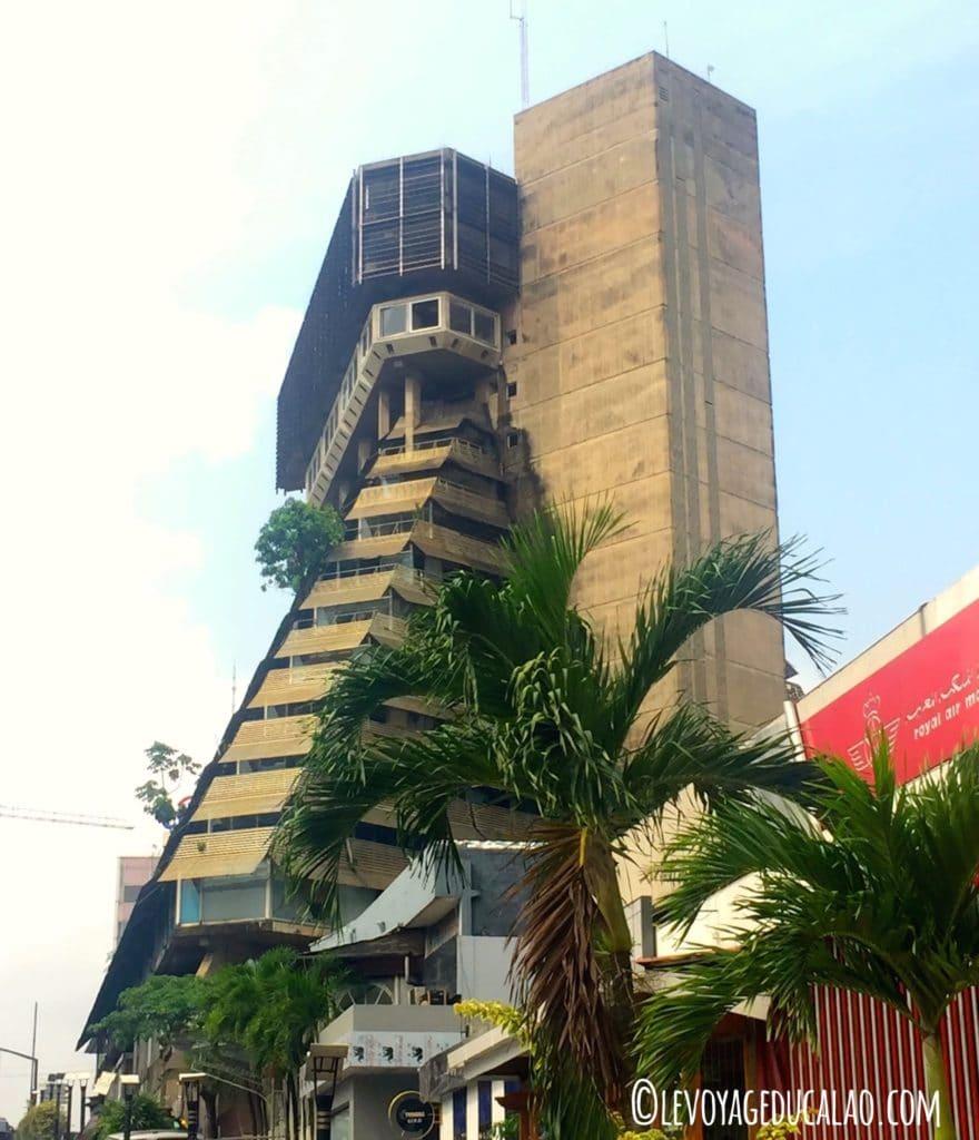 Pyramide Plateau Abidjan