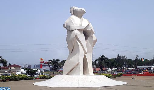 Statue Akwaba Abidjan