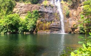 Cascade de Tanougou Bénin