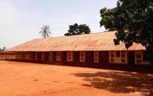 Palais roi Glélé Bénin