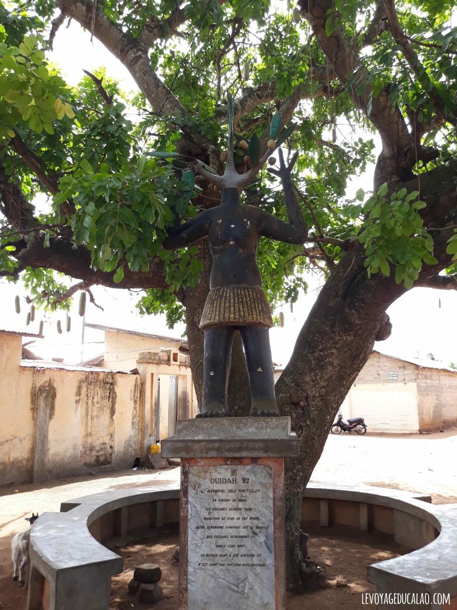 Arbre du Retour Ouidah Bénin