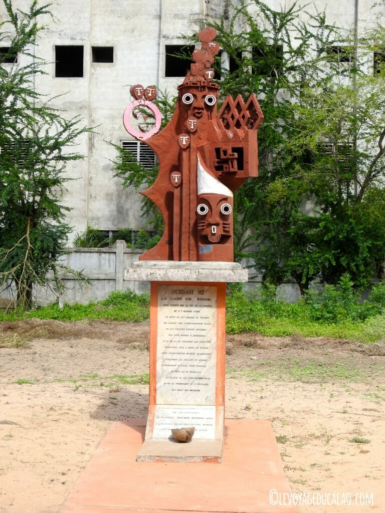 Case Zomai Ouidah Bénin