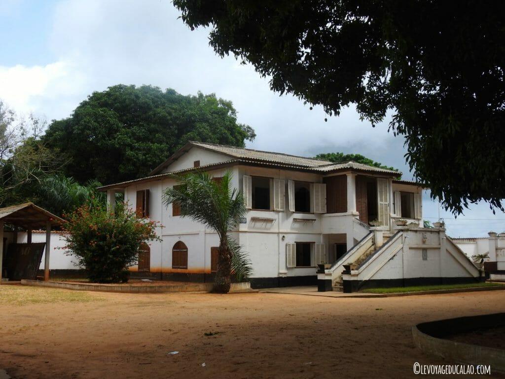 Fort portugais Ouidah Bénin