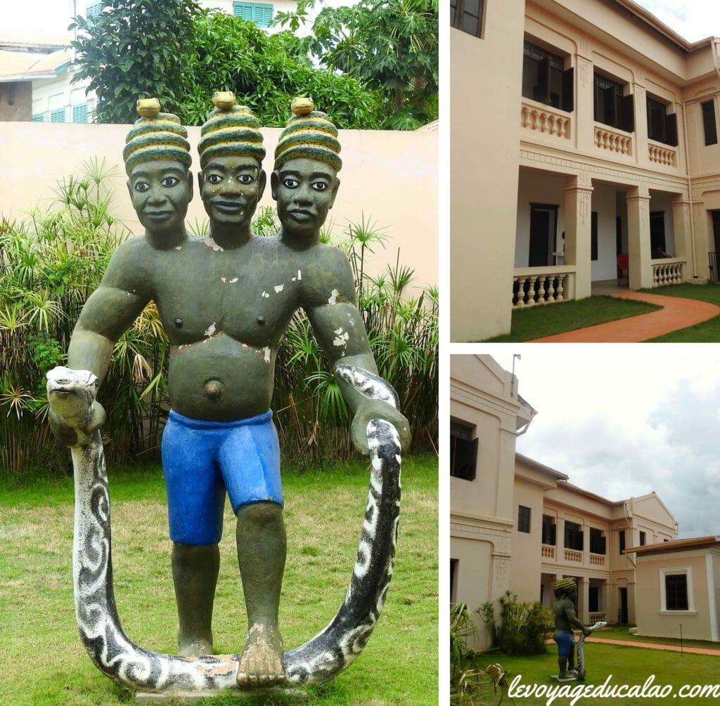 Jardin Musée Zinsou Ouidah