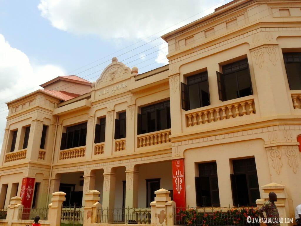 Musée Zinsou Ouidah Bénin