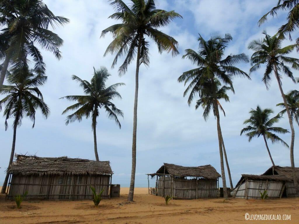 Route Pêches Bénin