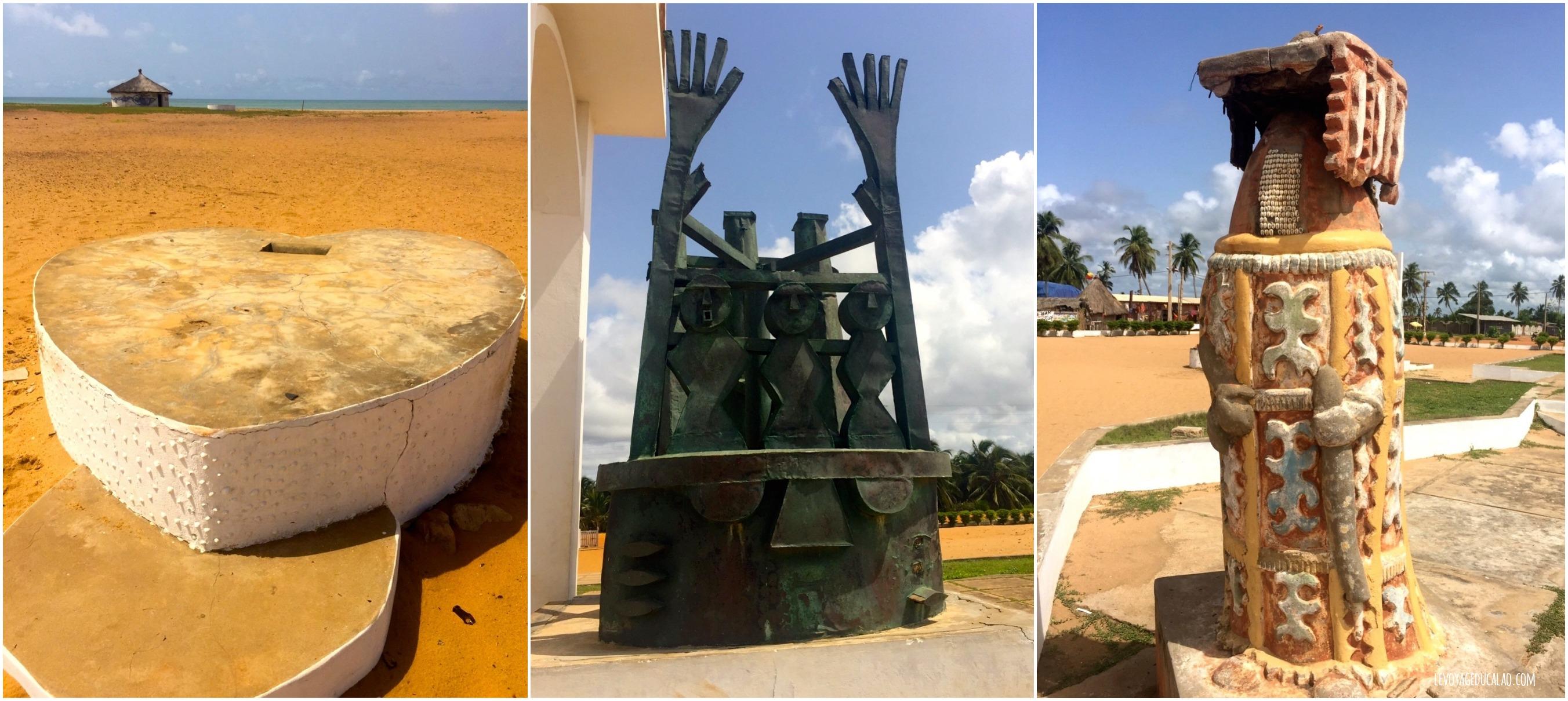 Plage Ouidah Bénin