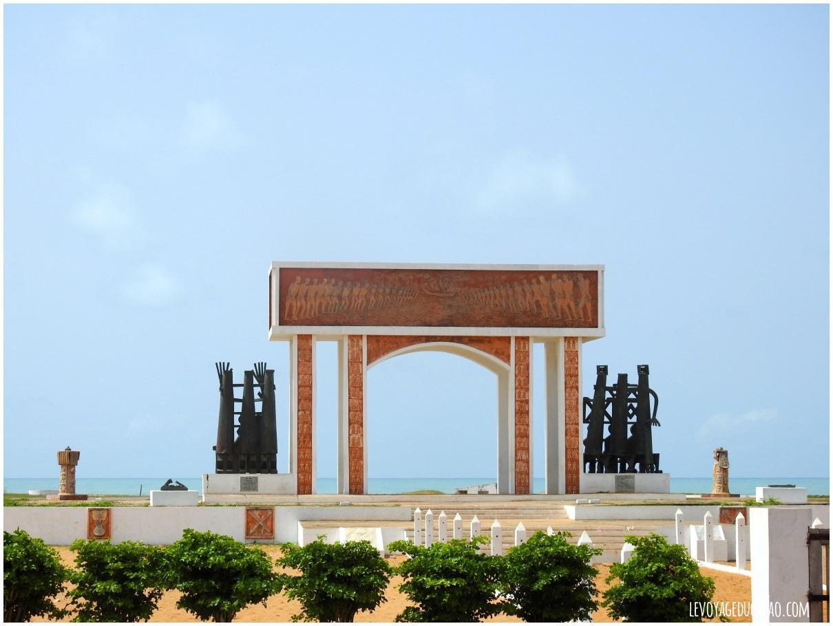 Porte Non-Retour Ouidah Bénin