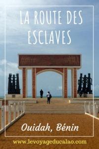 Route des Esclaves Pinterest