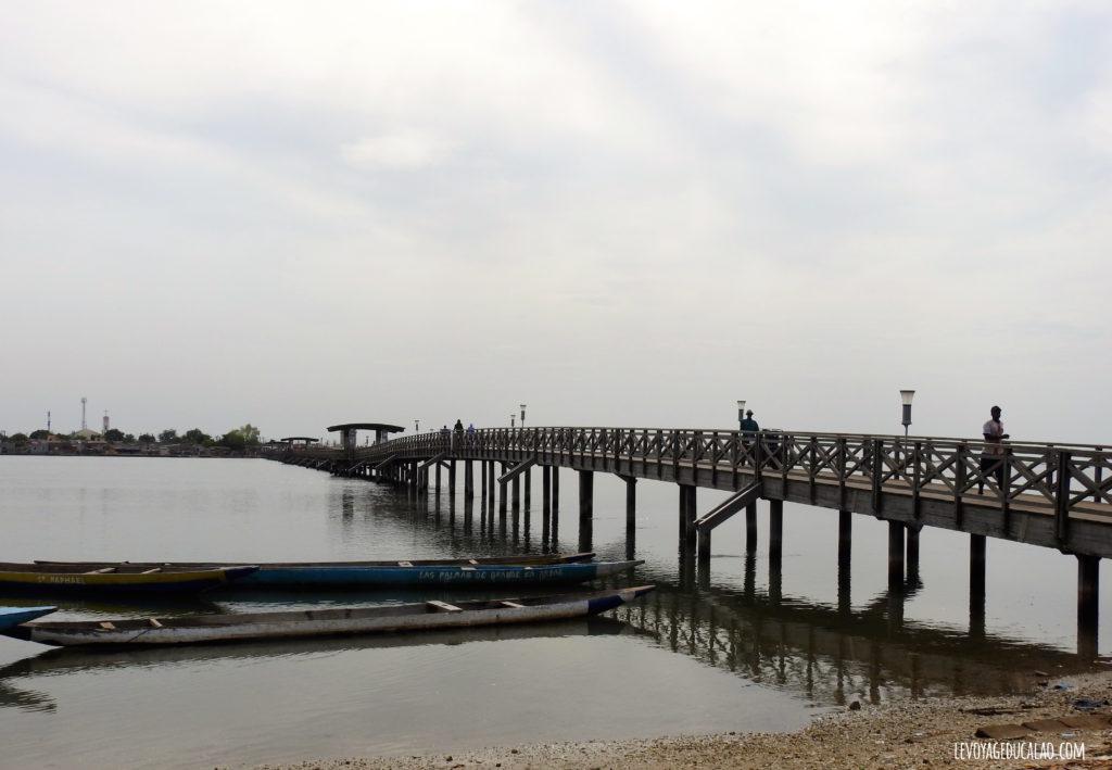 Passerelle Joal Senegal