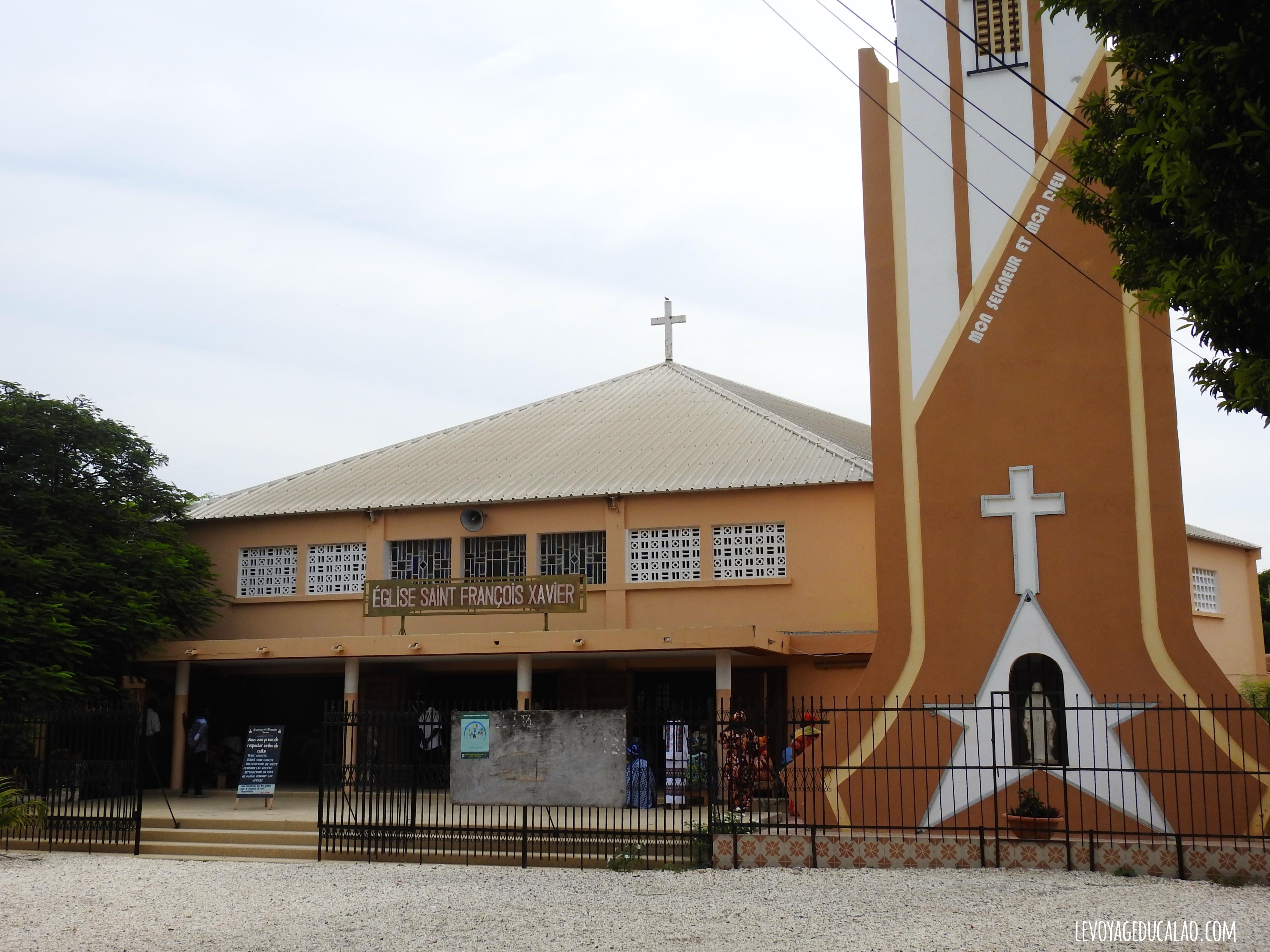 Eglise Joal Fadiouth Senegal