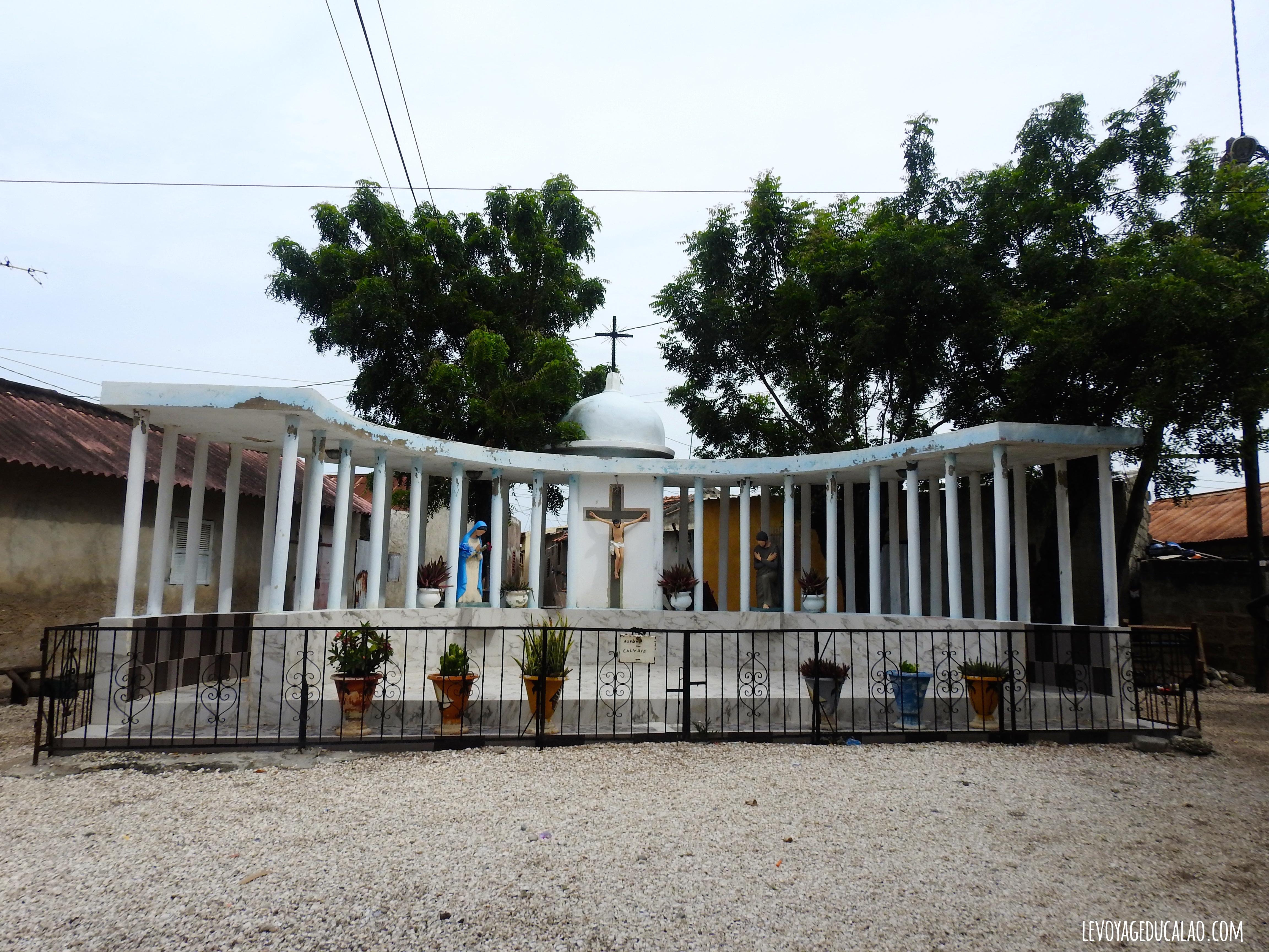 Calvaire Joal Fadiouth Senegal