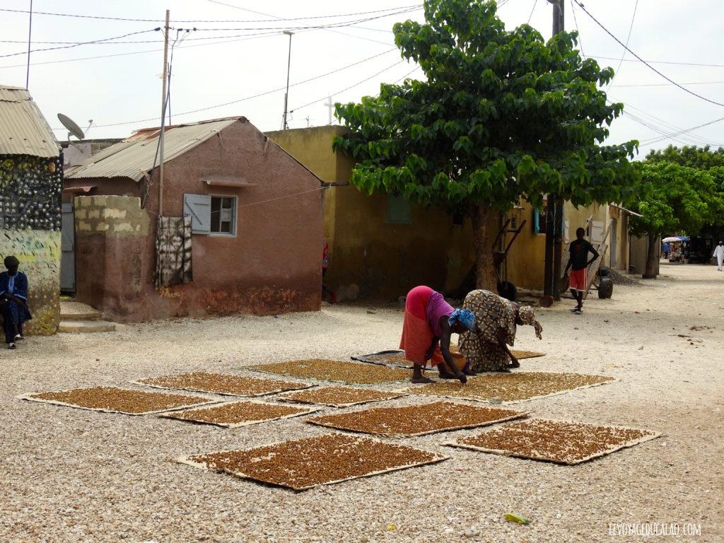 Rue Joal Fadiouth Senegal