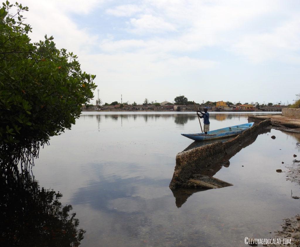 Cimetière Joal Sénégal