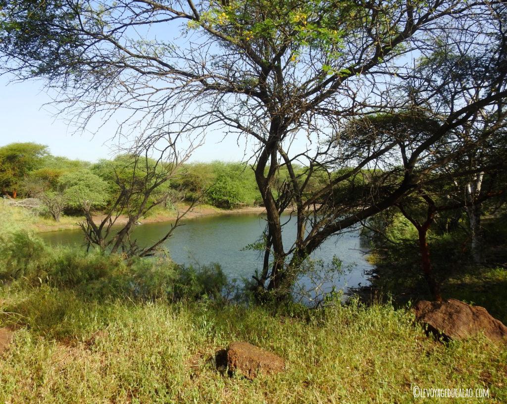 Lac Bandia Senegal
