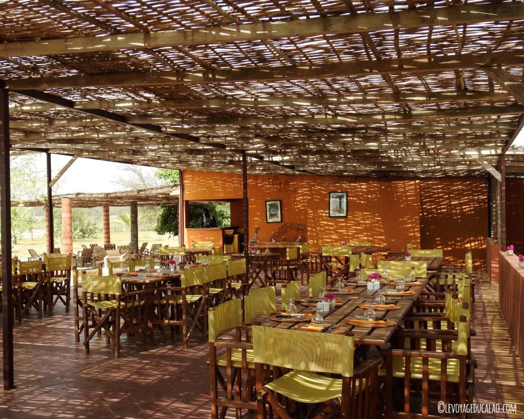 Bonaba Café lac rose Sénégal