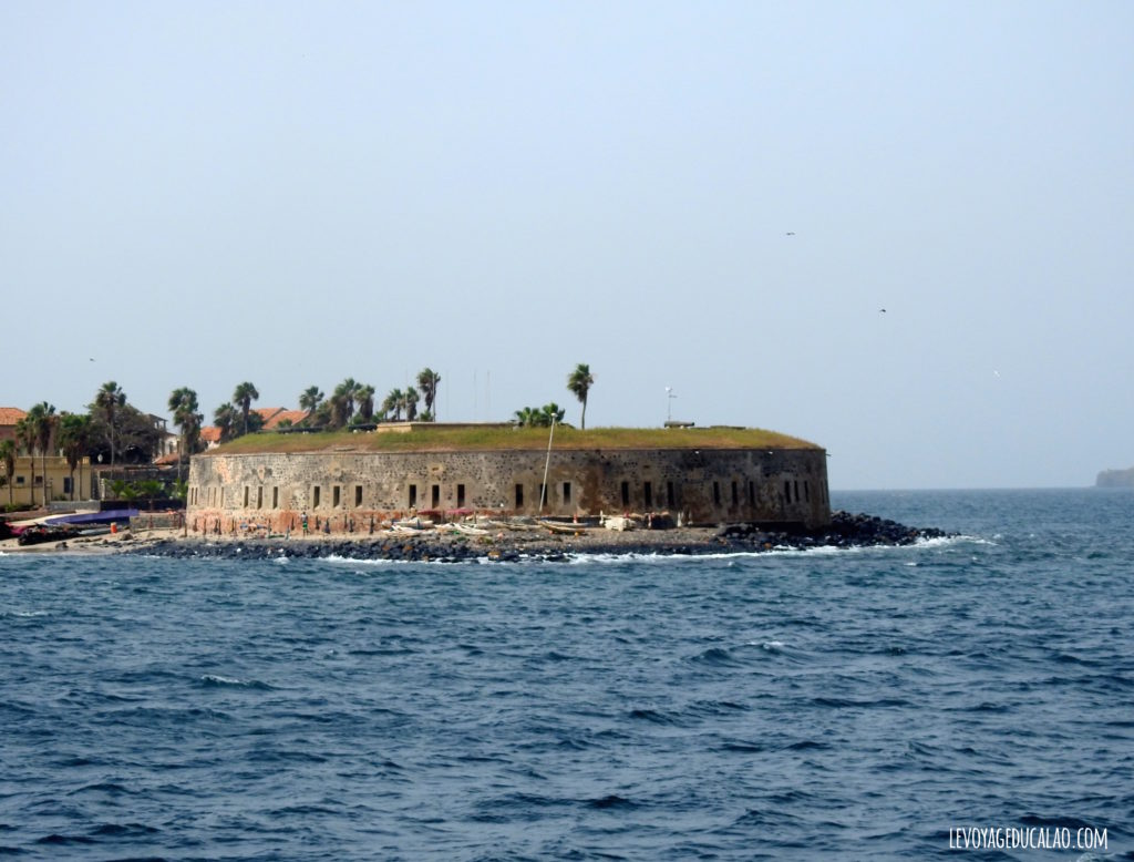 Fort d'Estrées Gorée