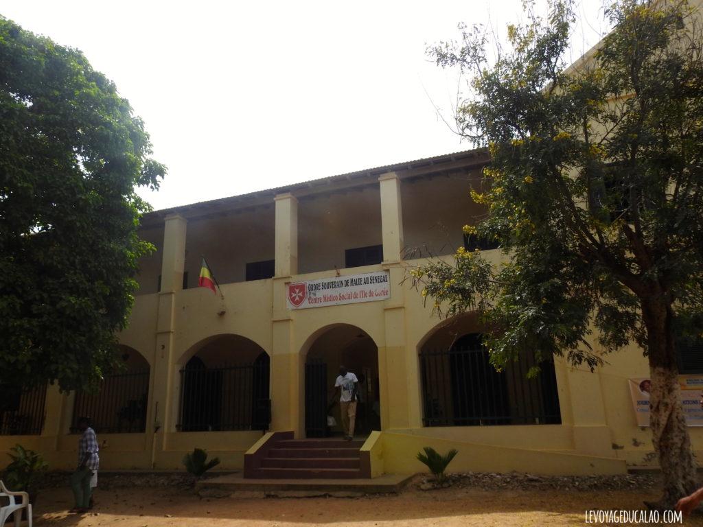 Centre médical Gorée