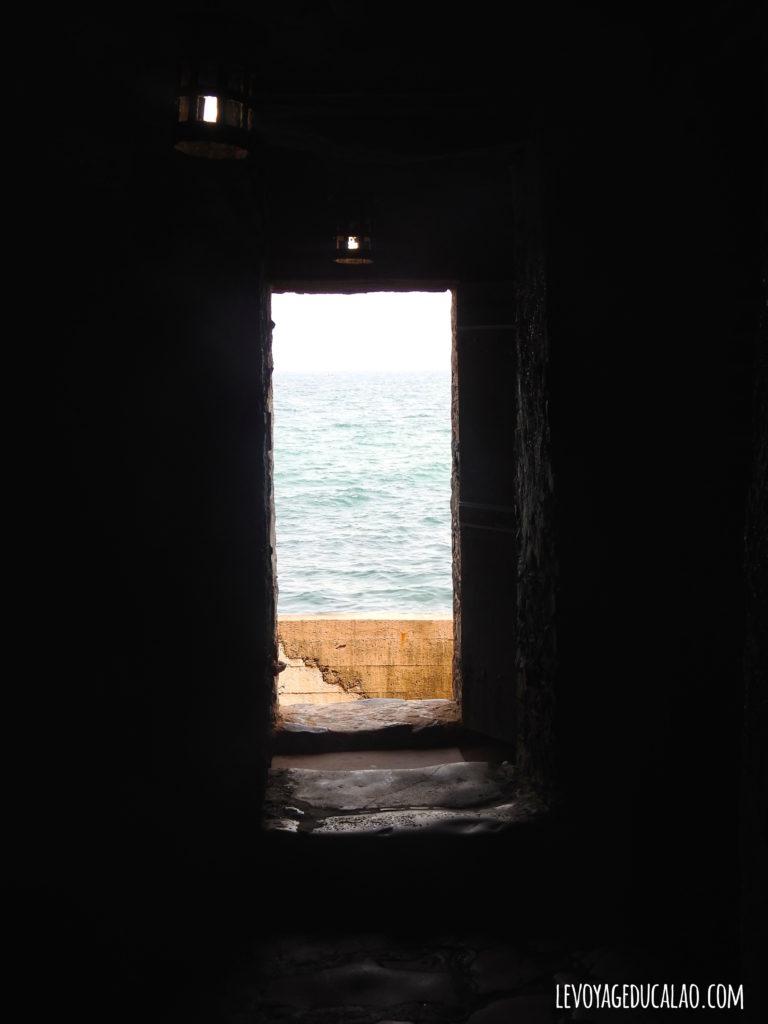 Porte non retour Gorée