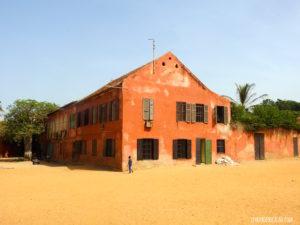 Place Gouvernement Gorée