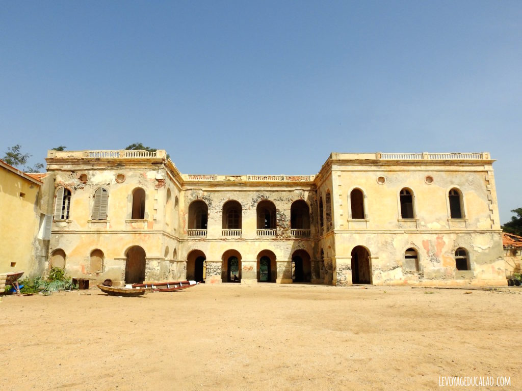 Palais Gouverneur Gorée