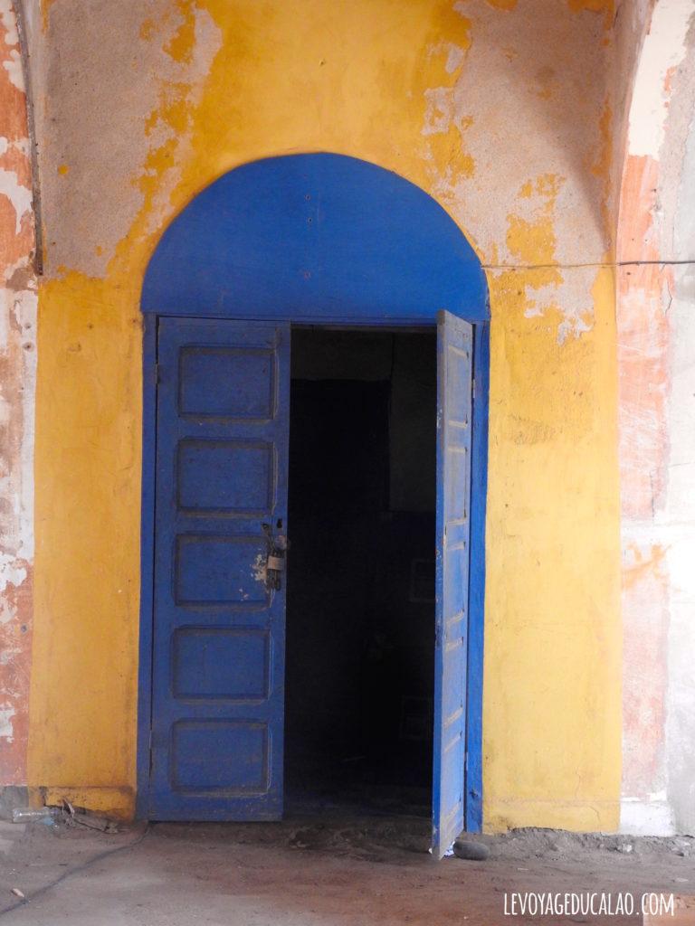 Porte Gorée