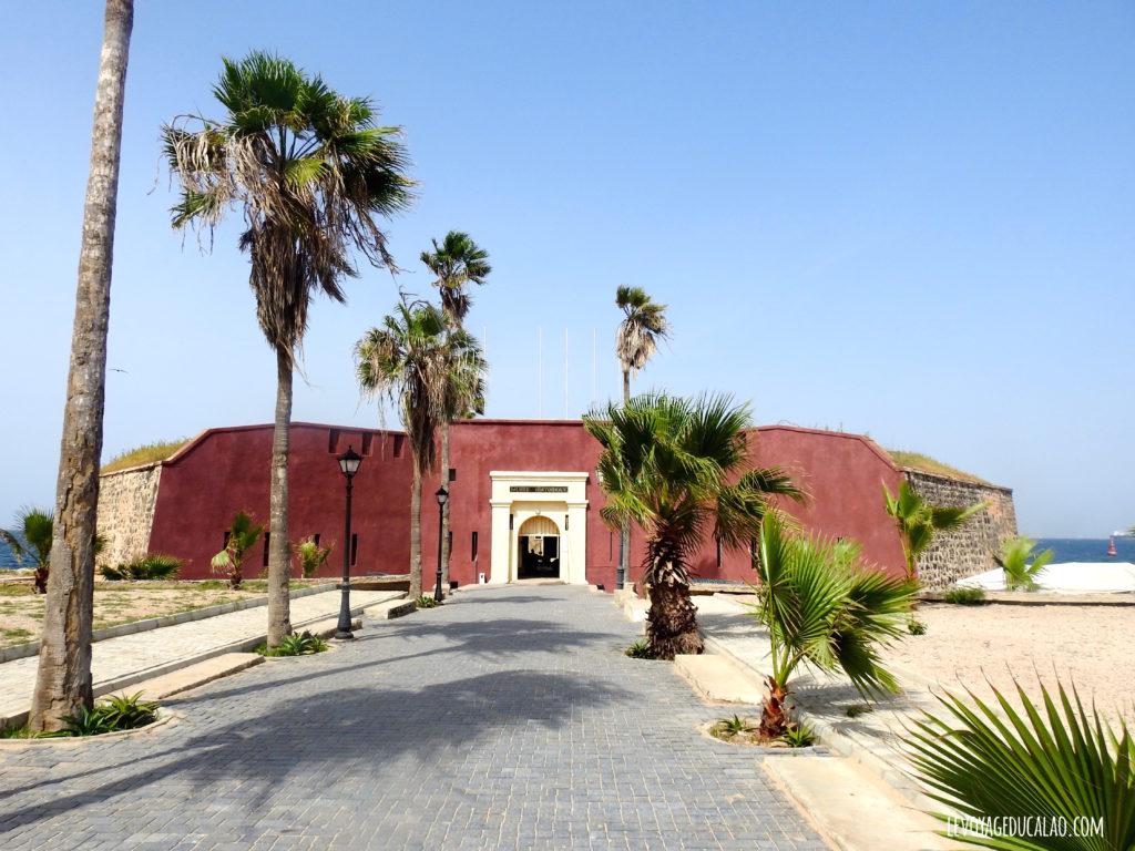Musée historique Gorée