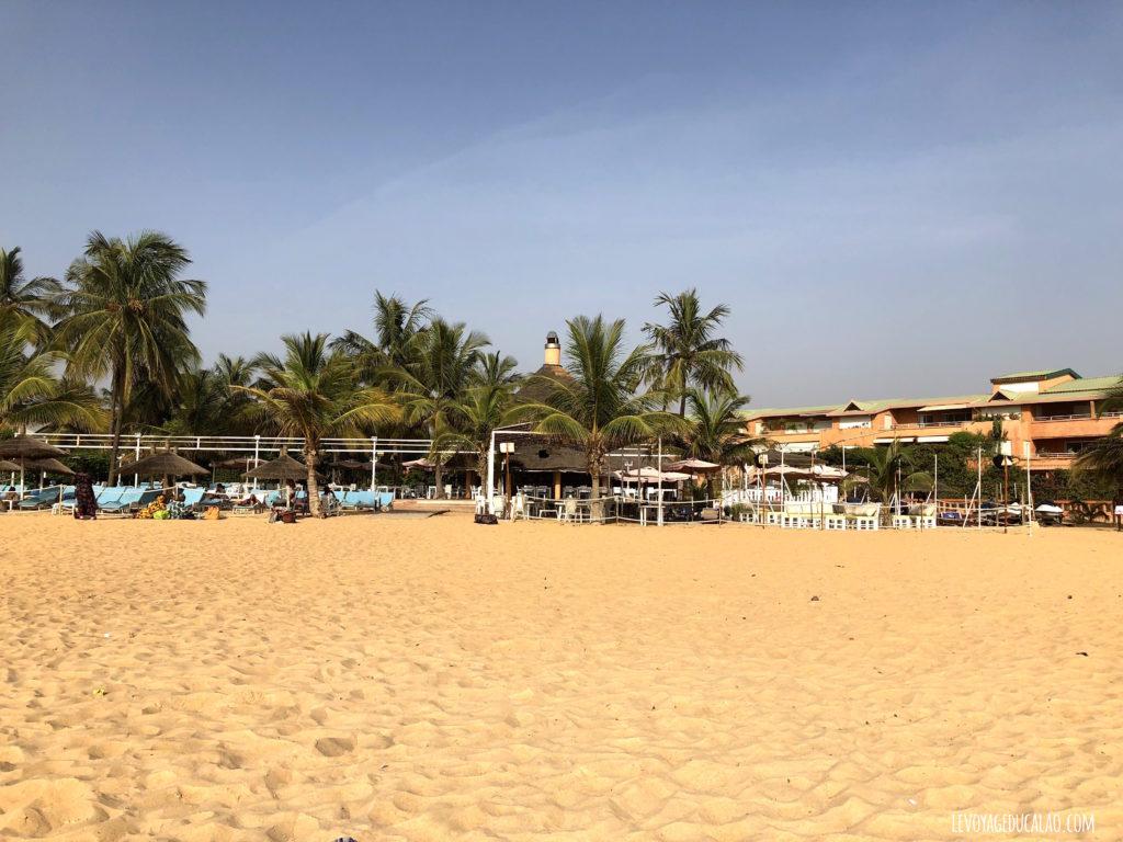 Plage Saly Senegal