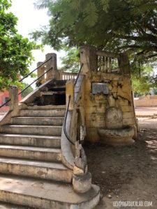 Kiosque musique Gorée