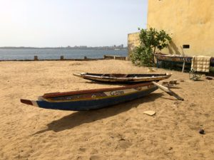 Arrière palais Gouverneur Gorée