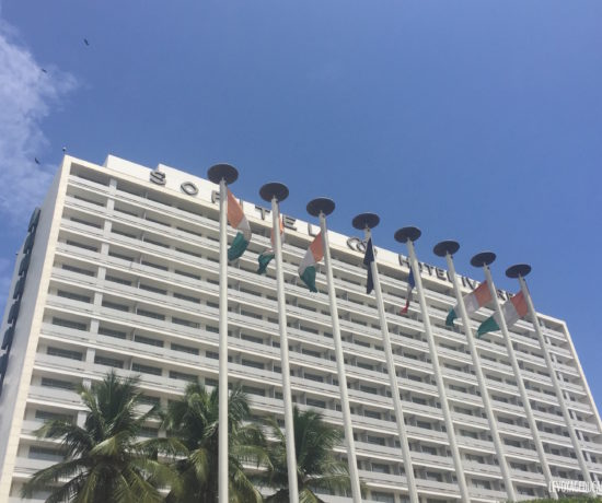 Bâtiment hôtel Ivoire Abidjan