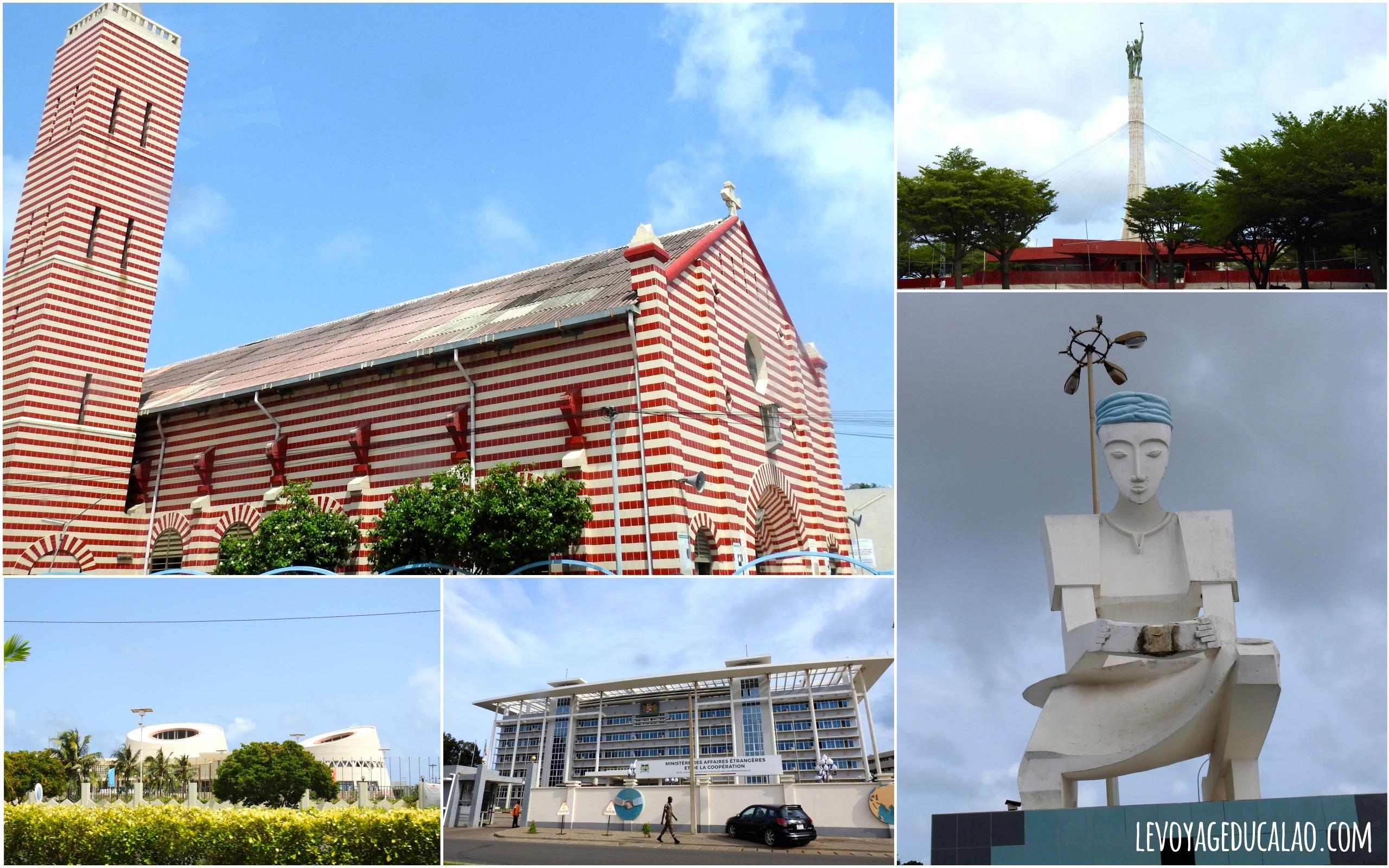 Architecture Cotonou Bénin