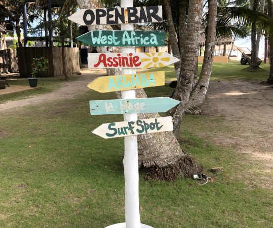 Jardins d'Assinie Surf Camp