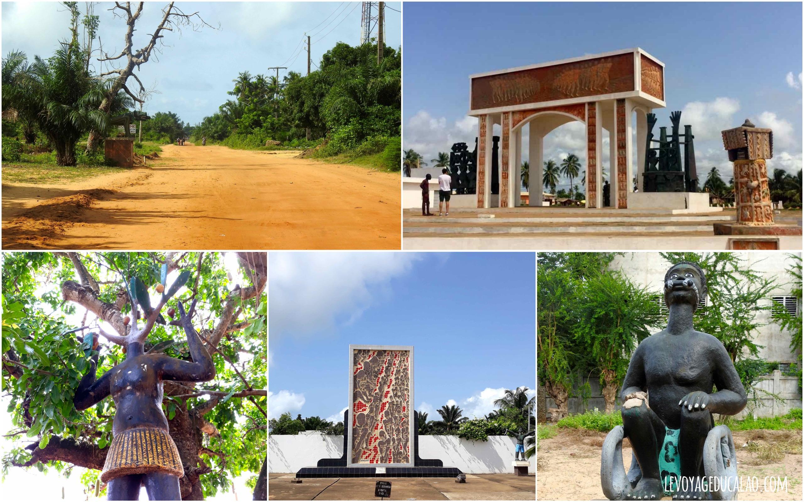 Route des Esclaves Ouidah Bénin