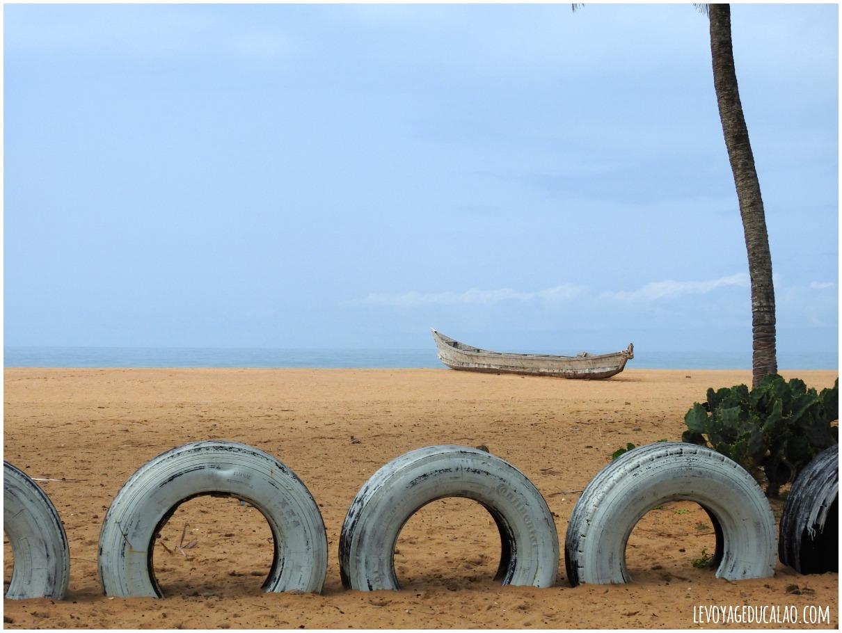 Route des Pêches Bénin