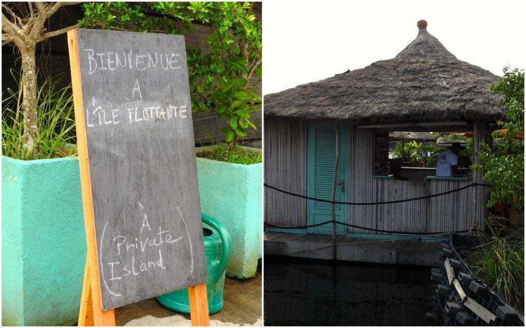 Accueil Ile Flottante Abidjan