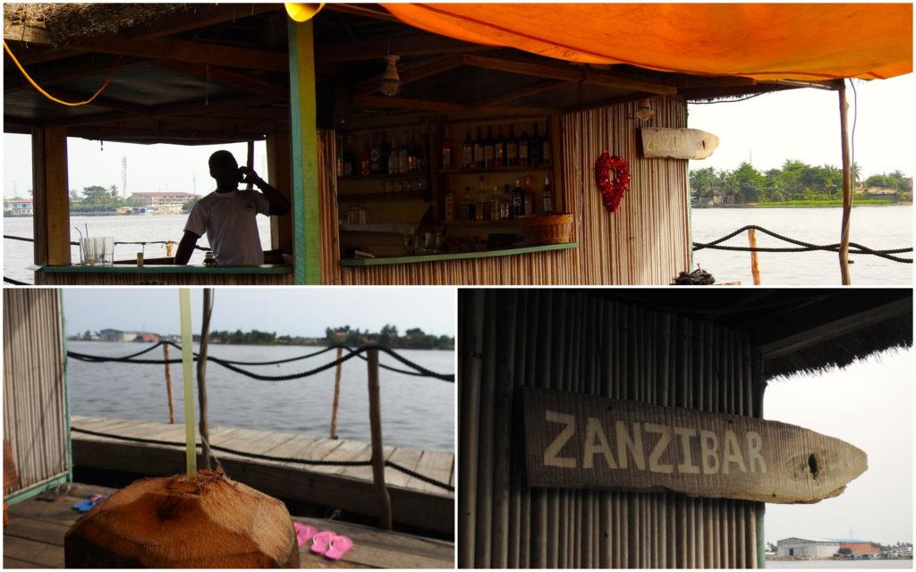 Bar Ile Flottante Abidjan