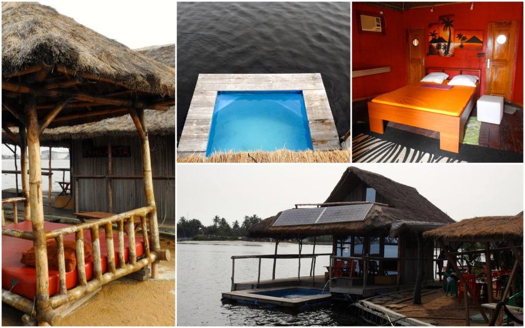 Bungalow Ile Flottante Abidjan