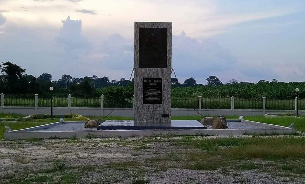 Stèle Kanga Nianzé