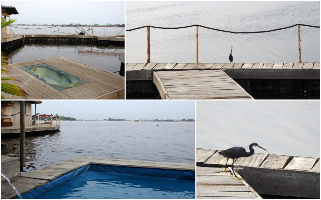 Piscine Ile Flottante Abidjan