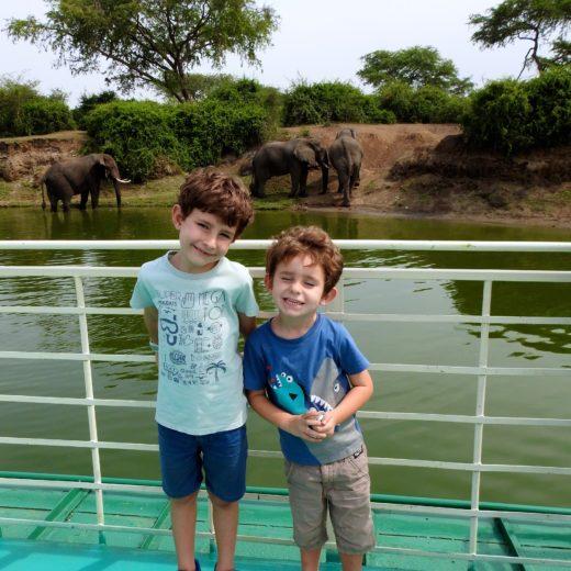 Safari Jeunes Enfants