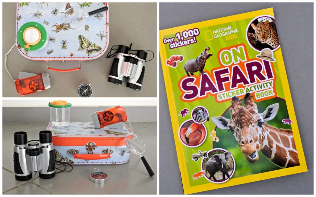 Kit Explorateur Safari