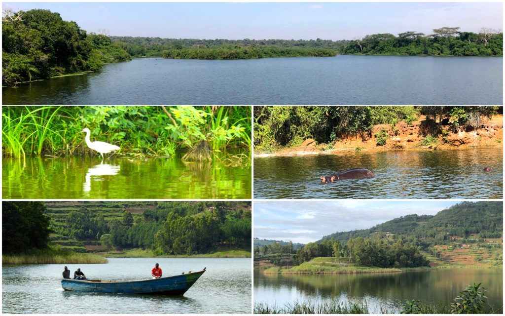Lacs Ouganda